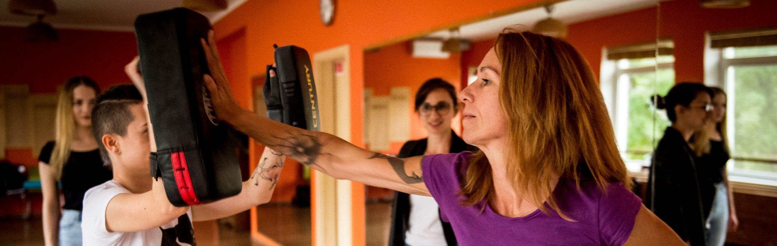 kurz sebaobrany pre ženy